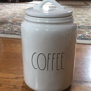 NEW Rae Dunn Large COFFEE Canister